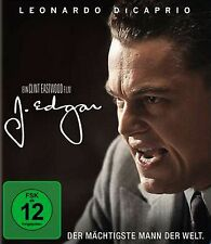 J Edgar - Leonardo DiCaprio - Clint Eastwood - DVD - OVP - NEU