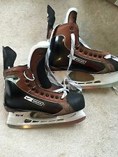 JORDAN STAAL 07'08 Bauer total One 95 Winter Classic 12 E NEW Pro Stock Skates