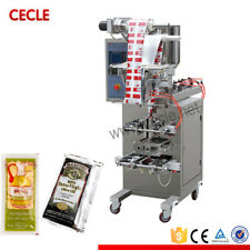 Automatic Efficient Palm Oil Filling and Sealing Machine 50-1000ml BySea