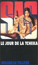 Le jour de la Tcheka von Villiers, Gérard de | Buch | Zustand gut