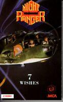 Night Ranger Seven 7 Wishes C163064 1985 Classic Rock Roll Cassette Tape Pop