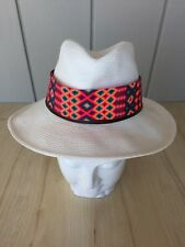 NEW BEAUTIFULLY MADE COLORFUL HAT BAND  UNISEX HATBAND, Hand Made In México