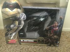 Air Hogs Batman Vs Superman Rc Batwing Official Movie Plane Remote Control Dc