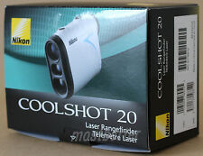 NIKON COOLSHOT 20  Golf Laser Rangefinder LCS20 From Japan