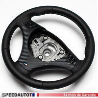 Volant Cuir BMW M-POWER E90, E91 Écran Multifonction Echange standard-