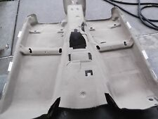 1999-2005 MAZDA MIATA FLOOR CARPET, LIGHT BEIGE, USED, OEM   nice condition