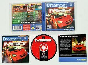 SEGA Dreamcast Rennspiel MSR METROPOLIS STREET RACER dt. PAL Internet Kudos