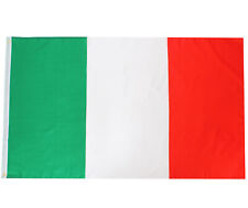 ITALIAN FLAG 5FT X 3FT ITALY NATIONAL FLAGS SPORTS FOOTBALL EVENT PARTY