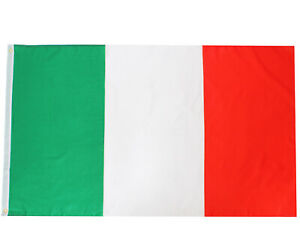 EURO 2020 2021 ITALY ITALIAN FLAG 5FT X 3FT NATIONAL FLAGS SPORTS FOOTBALL EVENT