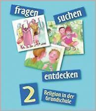 fragen - suchen - entdecken. Religion in der Grundschule,Heitmeier 9783120032526