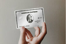 90000 (novantamila) punti membership rewards American Express Platino