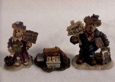 """Mk Boyds Bearly Built Aces'sory """"Jimmy Bob, Patsy, Mr. Pennypincher's Pickins"""""""