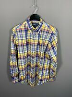 RALPH LAUREN Shirt - Medium - Classic Fit - Check - Great Condition - Men's