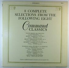 "12"" LP - 8 Complete Selections From The Following Eight - I150 - 35 mm Stereo"