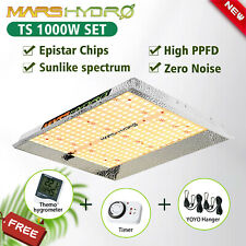Mars Hydro TS 1000W LED Grow Light lampe Full Spectrum Pflanzenlampe Für Zimmerp