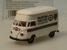 Brekina VW t1 Martini Racing/Porsche, agglomération encadré - 32619 - 1:87