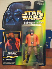 1996 Hasbro Star Wars Power Of The Force Ponda Baba Collection 2 Sealed