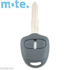 Mitsubishi Challenger Pajero Triton Evo Remote Key Blank Shell/Case/Fob MIT8