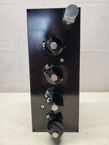 Parker Manifold Valve Assembly Hydraulics 12423160-002 Military NSN