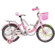 1dfd6007a Bicicleta Infantil rosa con cesta, asiento trasero y timbre **ENVIO GRATIS**
