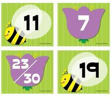 Bee/Flower Calendar Cover-Up (2014, Print, Other)