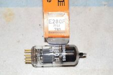 VACUUM TUBE: NEW NIB 7722 E280F SIEMENS GOLD PIN tube amp amplifier