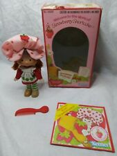 Strawberry Shortcake Doll in Box Kenner 1980