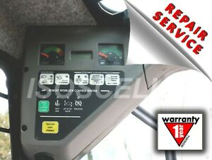 Left instrument panel Bobcat OEM 6689754,6688405, 6678680, 6672346 Only Repair