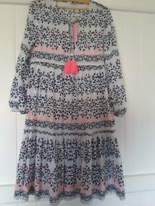 New Lola Australia Belle Cotton Dress Size XS
