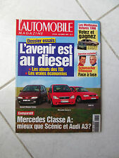 Magazine L'Automobile 616 Porsche 911 Carrera Citroen Xsara Mercedes A160 A3