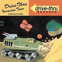 Various Artists  Drive-Thru Invasion Tour Compilation  CD
