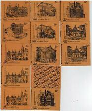complete serie 5 shilling HOMES STITCHED BOOKLETS HP26 - HP38 13 BOOKLETS