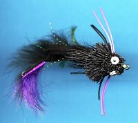 Cabelas Diver Deer Hair Freshwater Fly Fishing Flies - ONE SIZE 6 FLY
