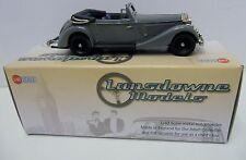 Lansdowne LDM103   -  1937 Jensen 3.5 S Type Convertible  1:43 White Metal