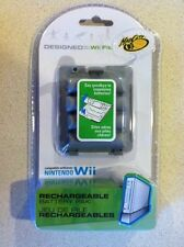 Mad Catz Nintendo Wii Rechargeable Battery Pak. Brand New. For Fit Balance Board