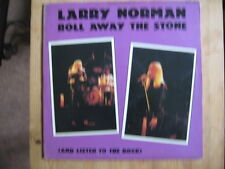 LARRY NORMAN Roll Away The Stone (And Listen To The Rock) PHYDEAUX 1980
