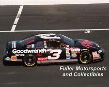 DALE EARNHARDT SR 1998 #3 GM GOODWRENCH NASCAR WINSTON CUP 8X10 PHOTO RICHMOND