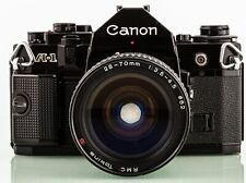 Canon A-1 + Tokina 28-70mm 3,5-4,5 SHP 67928