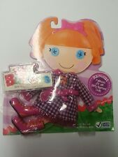 Lalaloopsy Raincoat and Rain Boots Brand New Never Opened