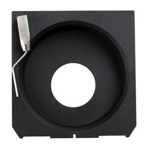 Copal #0 21mm Recessed Lens Board Linhof Technika Wista Shen Hao Ebony Chamonix