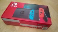 *NO CONSOLE* NINTENDO SWITCH BOX PACKAGING #3