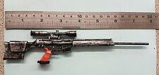 "1/6 SCALA RESIDENT EVIL Nº Heckler & Koch PSG-1 FUCILE di precisione per Figura 12"""
