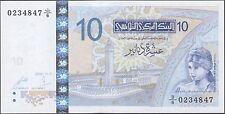 TWN - TUNISIA 90 - 10 Dinars 7/11/2005 UNC Prefix D/6