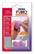 Staedtler Fimo 8700 08 Sanding Sponge Set 3-pack