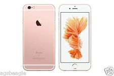 "Apple Iphone6 S 4.7"" 64gb Factory Unlock Rose Gold Mobile New Agsbeagle Paypal"