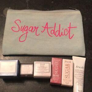 Fresh Sugar Addict Skincare 7 piece Set