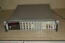 ^^ HP HEWLETT PACKARD 3456A DIGITAL VOLTMETER  (GS92)