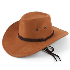 New Men Womens Outdoors Big Along Leisure Sunshade Tourism Cowboy Hat Fancy Hat