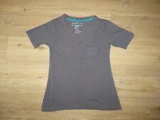 Undiz T-Shirt in grau, Baumwolle & Modal, Gr. M
