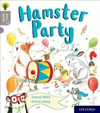 Oxford Reading Tree Story Sparks: Oxford Level 1: Hamster Party 9780198414759